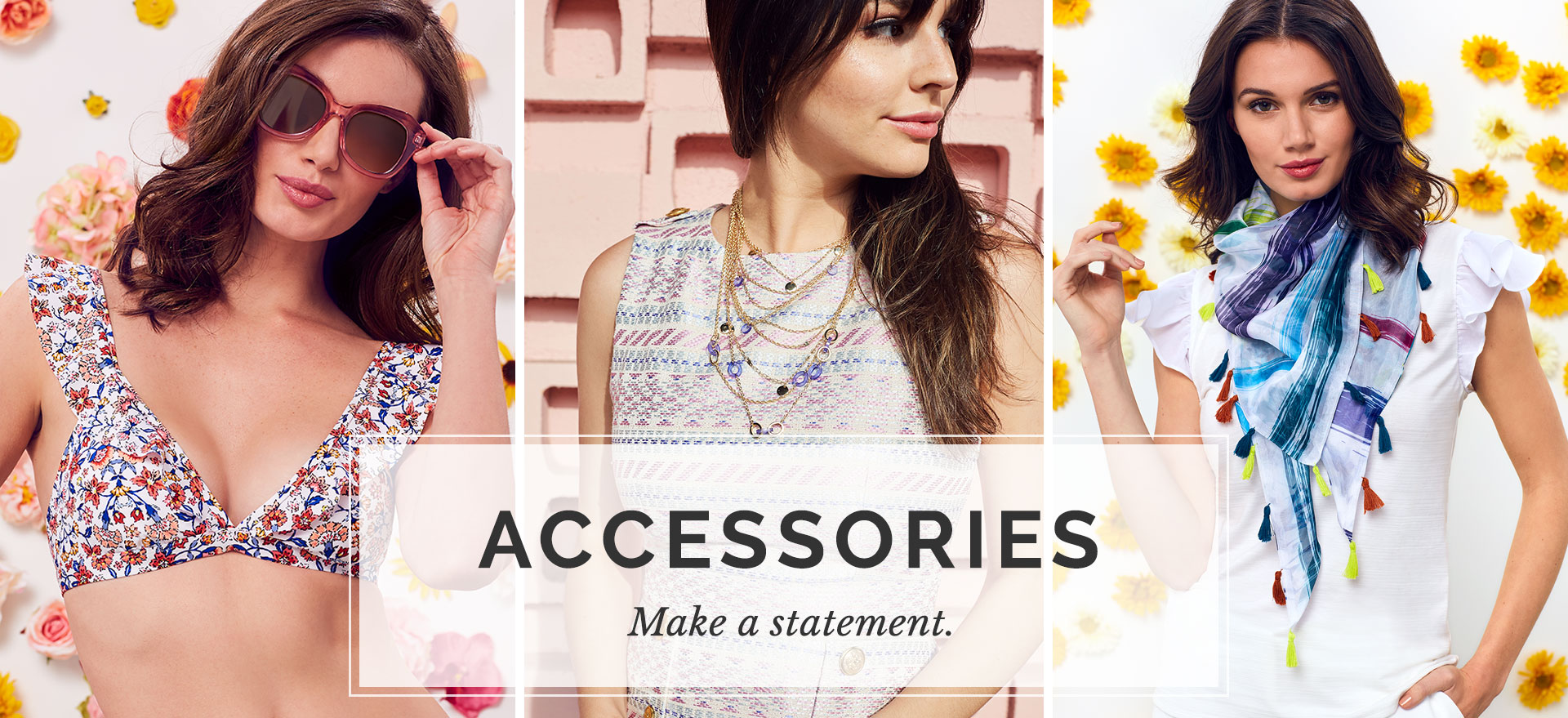 Layer It On Accessories Make the Outfit